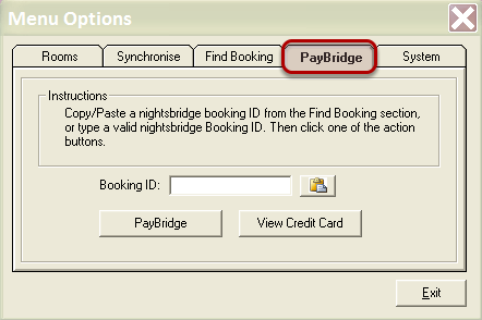 how to change credit card details on booking com